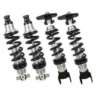 "Aldan American® - 0""-2"" Front and Rear Lowering Coilover Kit"