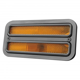 All American Billet® - Dual Window Side Marker Light Bezels