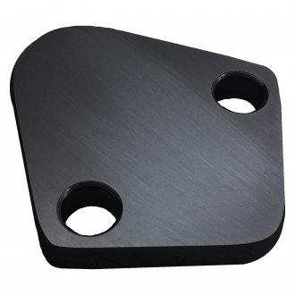 All American Billet® - Silverline Series Fuel Pump Block-Off Plate