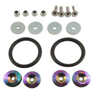 All-Fit Automotive® - NeoChrome Front Bumper Quick Release Kit