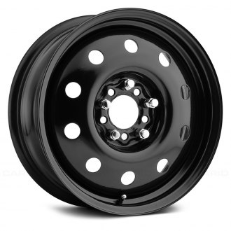 AWC® - 70-WINTER WHEEL Black