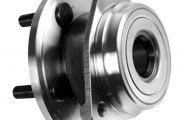 Alloy USA® - Axle Hub Assembly, 30 Spline, Unit Bearing, Front