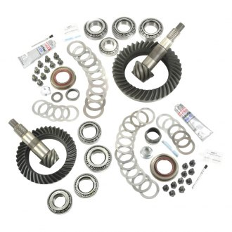 Alloy USA® - Ring and Pinion Gear Complete Kit