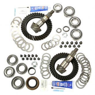 Alloy USA® - High Strength Ring and Pinion Gear Complete Kit