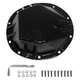 Alloy USA® - Heavy-Duty Rear Differential Cover