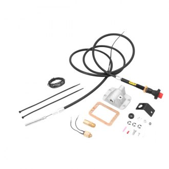 Alloy USA® - 4WD Disconnect Axle Lock Kit