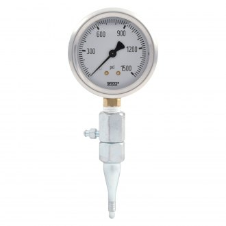 AllStar Performance® - Swivel Head Brake Pressure Gauge