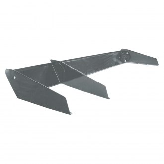 AllStar Performance® - Plain Adjustable Rear Spoiler