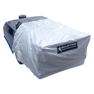 AllStar Performance® - Back Half Dirt Silver Cover