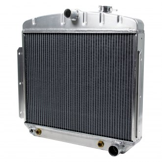 AllStar Performance® - Aluminum Radiator with Transmission Cooler