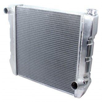 AllStar Performance® - Single Pass Aluminum Radiator