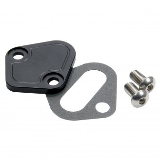 AllStar Performance® - Billet Aluminum Fuel Pump Block-Off Plate