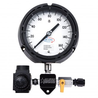 AllStar Performance® - Sprint Fuel Pressure Gauge