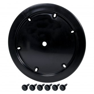 AllStar Performance® - 6 Fastener Bolt-On Wheel Cover