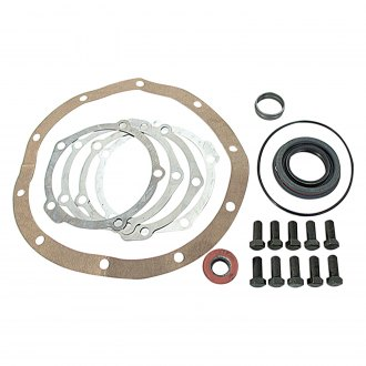 AllStar Performance® - Ring and Pinion Installation Shim Kit with Crush Sleeve