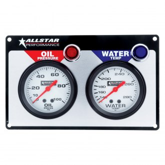 AllStar Performance® - Gauge Panel with Allstar Gauge