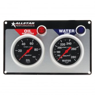 AllStar Performance® - Gauge Panels with Auto Meter Gauges