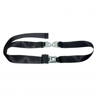 AllStar Performance® - 2-Point Non-Retractable Seat Belts