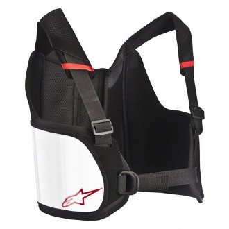Alpinestars® - Black/White Kart Bionic Rib Support