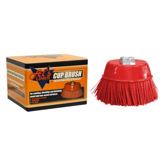 "Als Liner® - 4"" Nylon Cup Brush"