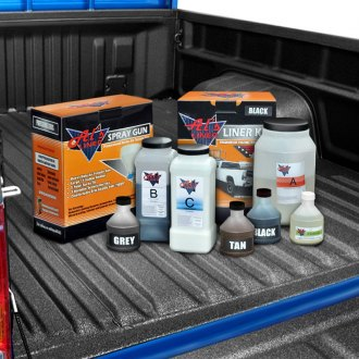 Als Liner® - DIY Truck Bed Liner Kit