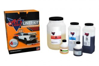 Al′s Liner® - Tan 1 Gallon DIY Truck Bed Liner Kit