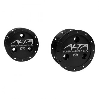 ALTA Performance® - Supercharger Pulley