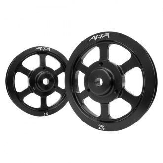 ALTA Performance® - Light Weight Crank Pulley