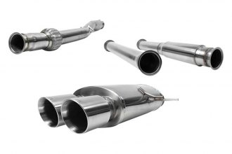 ALTA Performance® - 304 SS Downpipe-Back Exhaust System