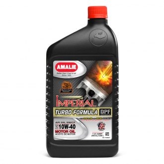 Amalie Oil® - Semi-Synthetic Imperial Turbo Formula Motor Oil