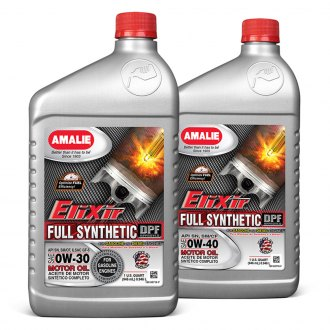 Amalie Oil® - Elixir Full Synthetic Motor Oil