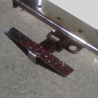 "Amer-Rac® - AERO Receiver Hitch Step for 2"" Receivers"