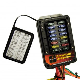 American Autowire™ | Wiring Harness Kits & Parts — CARiD.comCARiD.com