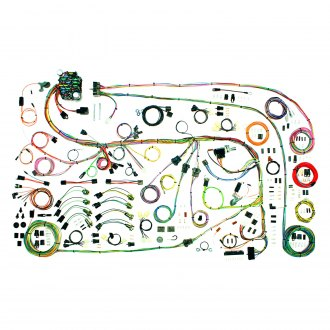 american autowire® - a-body wiring kit