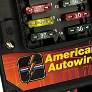 american autowire™ wiring harness kits parts carid com american autowire® highway panel wiring kit