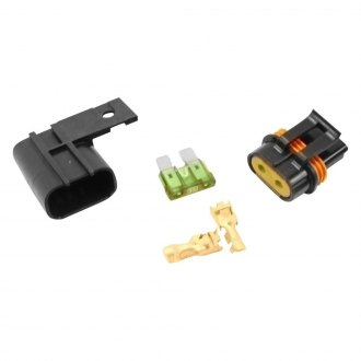 American Autowire® - Waterproof In-Line Fuse Kit