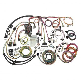 automotive wiring cables connectors at carid com american autowire® classic update complete wiring kit