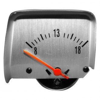 American Autowire® - Silver Voltmeter