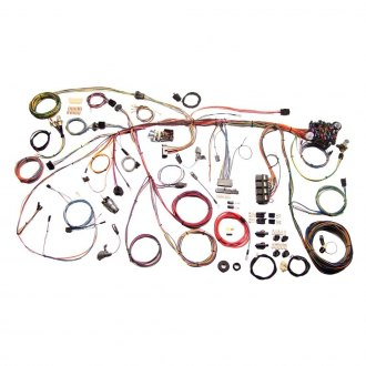 American Autowire® - Classic Update Complete Wiring Kit