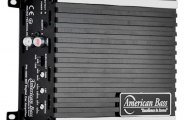American Bass® - Phantom Series Class D Amplifiers