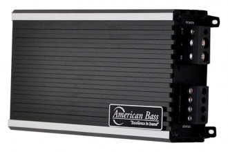 American Bass® - Phantom Series Class D Mono 2500W Amplifiers