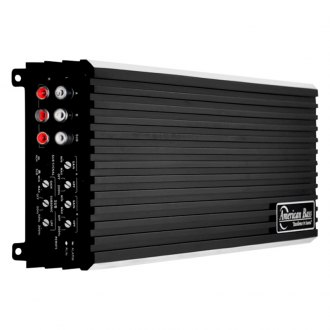 American Bass® - Phantom Series Class D 5-Channel 1080W Amplifier