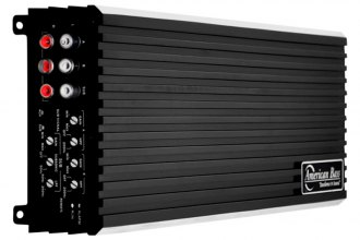 American Bass® - Phantom Series Class D 5-Channel 1080W Amplifiers