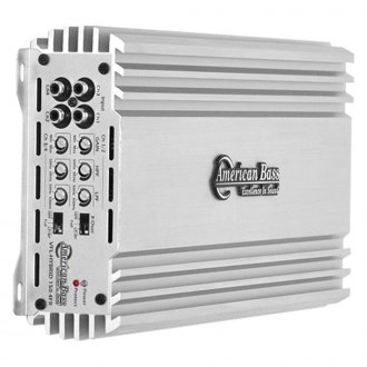 American Bass® - VFL Series Class D 4-Channel 600W Amplifier