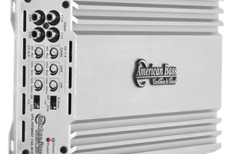 American Bass® - VFL Series Class D Amplifiers
