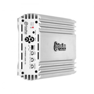 American Bass® - VFL Series Class D Mono 2700W Amplifier