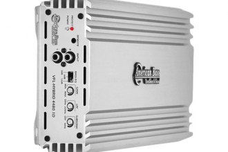 American Bass® - VFL Series Class D Mono 4500W Amplifier