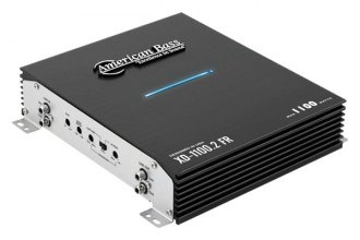 American Bass® - XD Series Class D 2-Channel 1100W Amplifier
