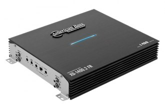 American Bass® - XD Series Class D 2-Channel 1400W Amplifier