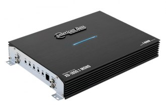 American Bass® - XD Series Class D Mono 1800W Amplifier